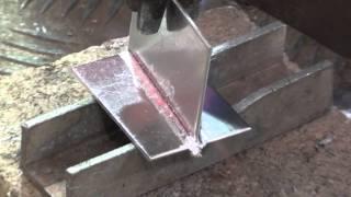 Alutight - Low temperature aluminium welding