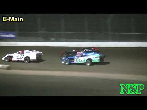 September 2, 2018 Modifieds B-Main Grays Harbor Raceway