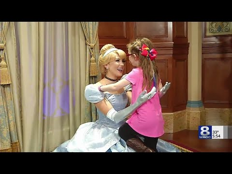 Girl With Autism Meets Real Cinderella After Princess Mix-up In WNY