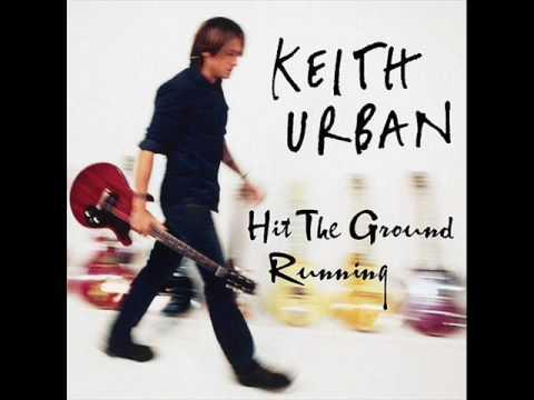 Keith Urban Hit The Ground Running