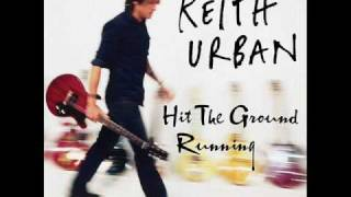 Keith Urban Hit The Ground Running