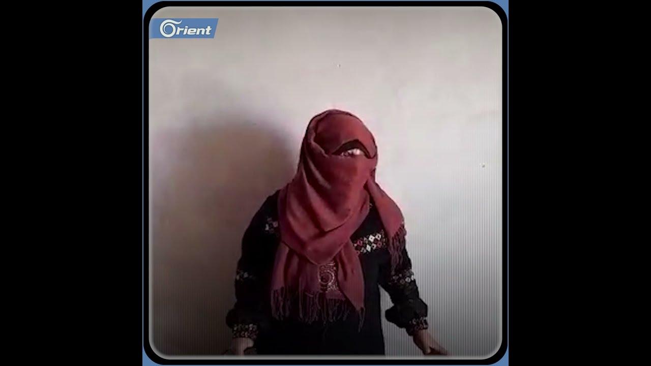 امرأة من درعا تطلب الفزعة وتستصرخ رجال حوران  - 13:55-2021 / 7 / 29