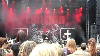 """Callejon - Schrei Nach Liebe """"Live"""" ( Vainstream 2011 )"""