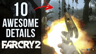 10 AWESOME Details in Far Cry 2
