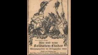 """Deutsches patriotisches Lied """"Wohlauf, Kameraden, auf"""