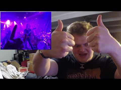 Lets Talk Kreator /Vader 2017 Tour.  Adelaide Blog