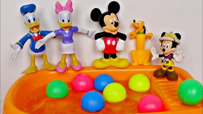 80ce29ff1 Mickey mouse clubhouse jumping on the bed - YouTube
