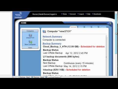 HP Data Protector 7 Cloud Backup