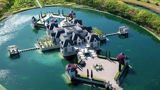 10 Najbardziej niezwykłych domów