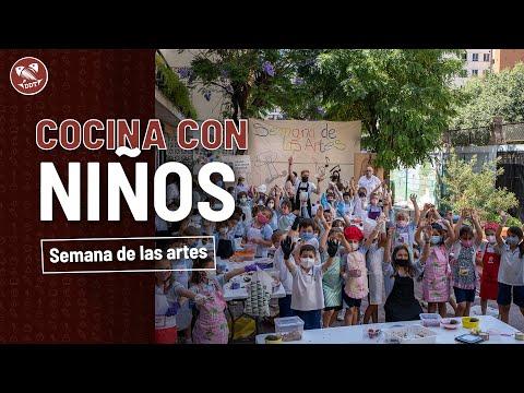 Cocina con niños | Semana de las artes Sevilla 2021