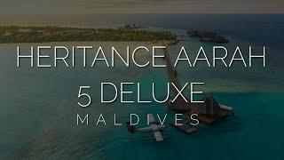 Лучший пляж на Мальдивах Обзор отеля Heritance aarah 5 Premium после карантина 2020