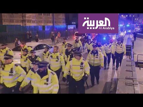 محتجون يخرجون للشوراع ضد انتخاب جونسون العنصري  - نشر قبل 13 ساعة