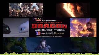 How to Train Your Dragon The Hidden World 3D Movie Review