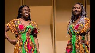 Fashion Show | Afro Caribbean Night 2019