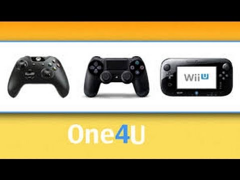 3 info toutes les exclus ps4 one wii u youtube. Black Bedroom Furniture Sets. Home Design Ideas