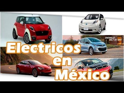  Estos son los autos eléctricos que puedes comprar en México ┃Motor total