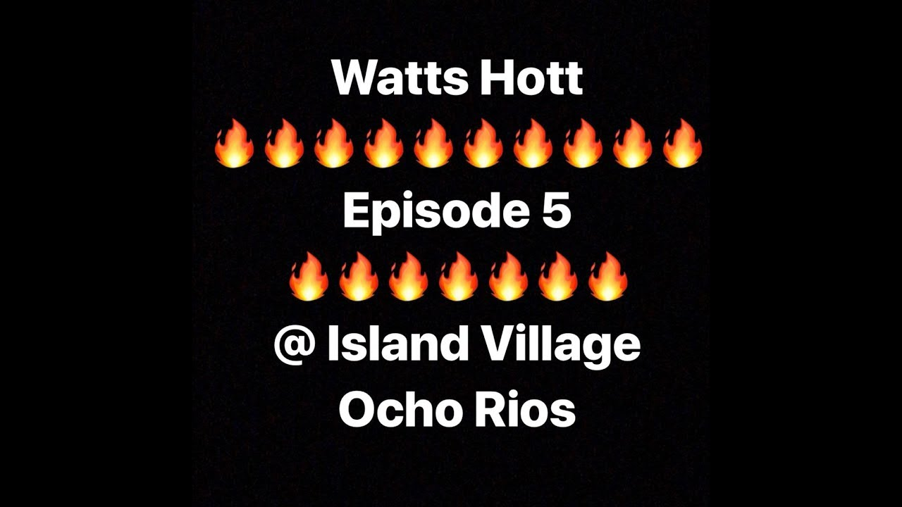 ,Watts Hott Episode 5 ft Jahson, Daniel & Keem, Jason, Mr Passion & Anthony Freshh with Wedd