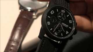 Montblanc New Watches For 2014 Hands-On | aBlogtoWatch