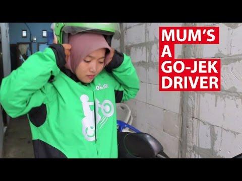 Mums A GoJek Driver  CNA Insider