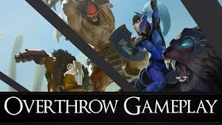 Dota 2 Reborn Overthrow Gameplay