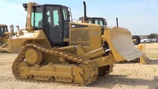 2004 caterpillar d6n xl crawler dozer