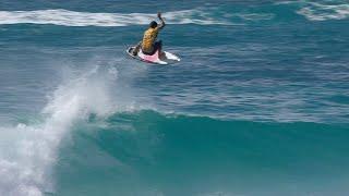 WSL Surf Breaks: The Most Dangerous Rookie of 2020