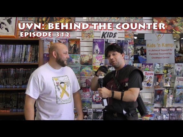 UVN: Behind the Counter 312