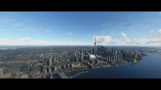 마이크로소프트 플심 2020 토론토 시티 세스나152 …