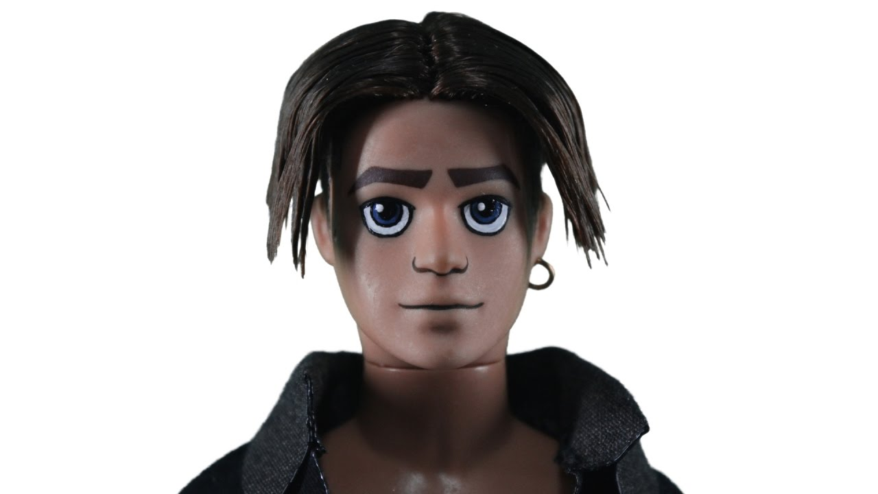 Making Jim Hawkins From Treasure Planet Doll Youtube