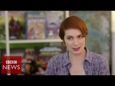 Meet Felicia Day known as the Queen of Geek  BBC