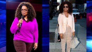 Oprah Gets Emotional In First Weight Watchers Commercial