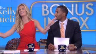 """""""LIVE with Kelly and Michael"""" Bonus Inbox Podcast -- Wednesday, 8/7/2013"""