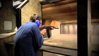 ak47 and mp5 k full auto madness