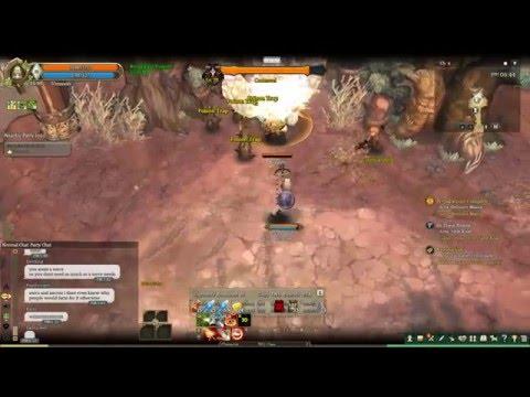 TOS - Quarrel Shooter C3 lv 90 defeat Cactusvel
