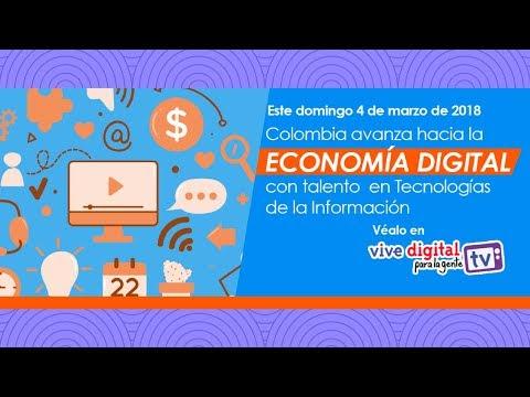 En #ViVeDigitalTV Colombia avanza hacia la Economía Digital con Talento TI | C9