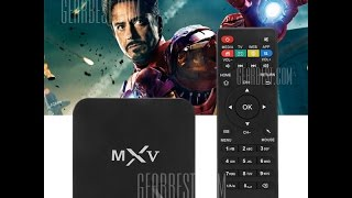 chiptrip mxv s805 tv box android 4 4 amlgic s805 from gearbest review