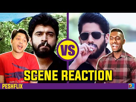 Premam Mass Intro Scene Reaction | Nivin Pauly vs Naga Chaitanya | PESHFlix Entertainment