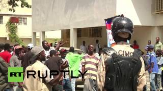 Haiti: Protests mark ouster of former president Aristide