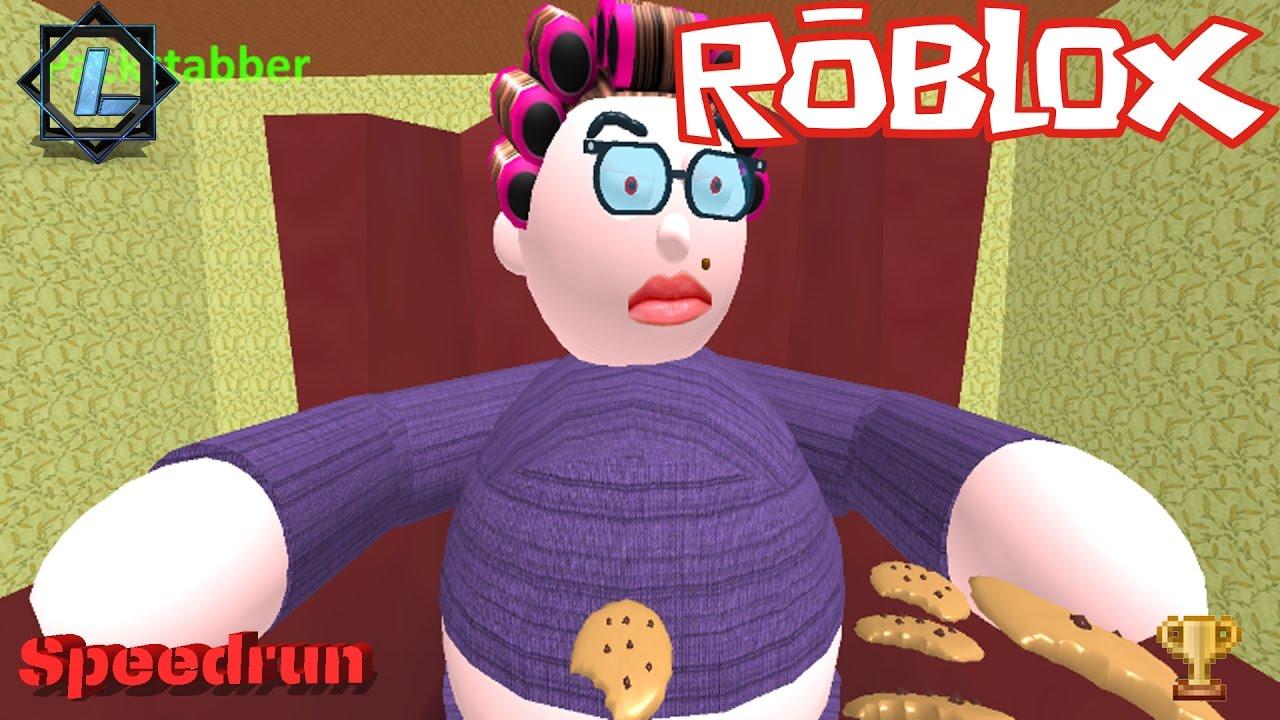 Roblox Speedrun Escape Grandma House Obby 3 08 Min Ludaris