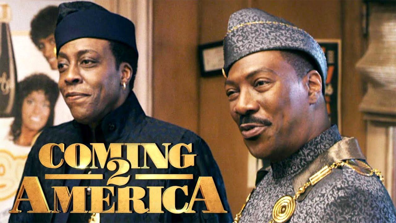 Coming 2 America Trailer #1