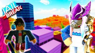 ROBLOX Jailbreak Mad City and Other Game ( June 1st ) Live Stream HD