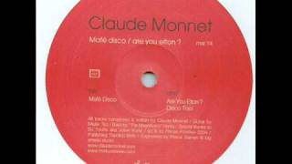 Claude Monnet - Are You Elton?