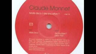 Claude Monnet - Are You Elton?
