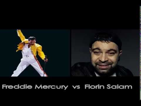 Nebunia lu' Mercury vs. nebunia lu' Salam