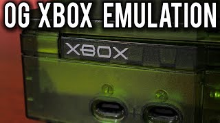 The Current State of Original Xbox Emulation on the PC | MVG