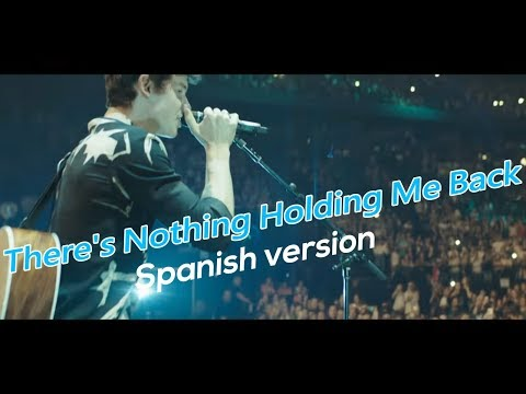 Theres Nothin Holdin Me Back (version Español) Shawn Mendes By Carlos Raul