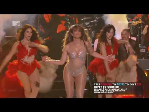 Jennifer Lopez - Let's Get Loud (Live at Somos Una Voz)