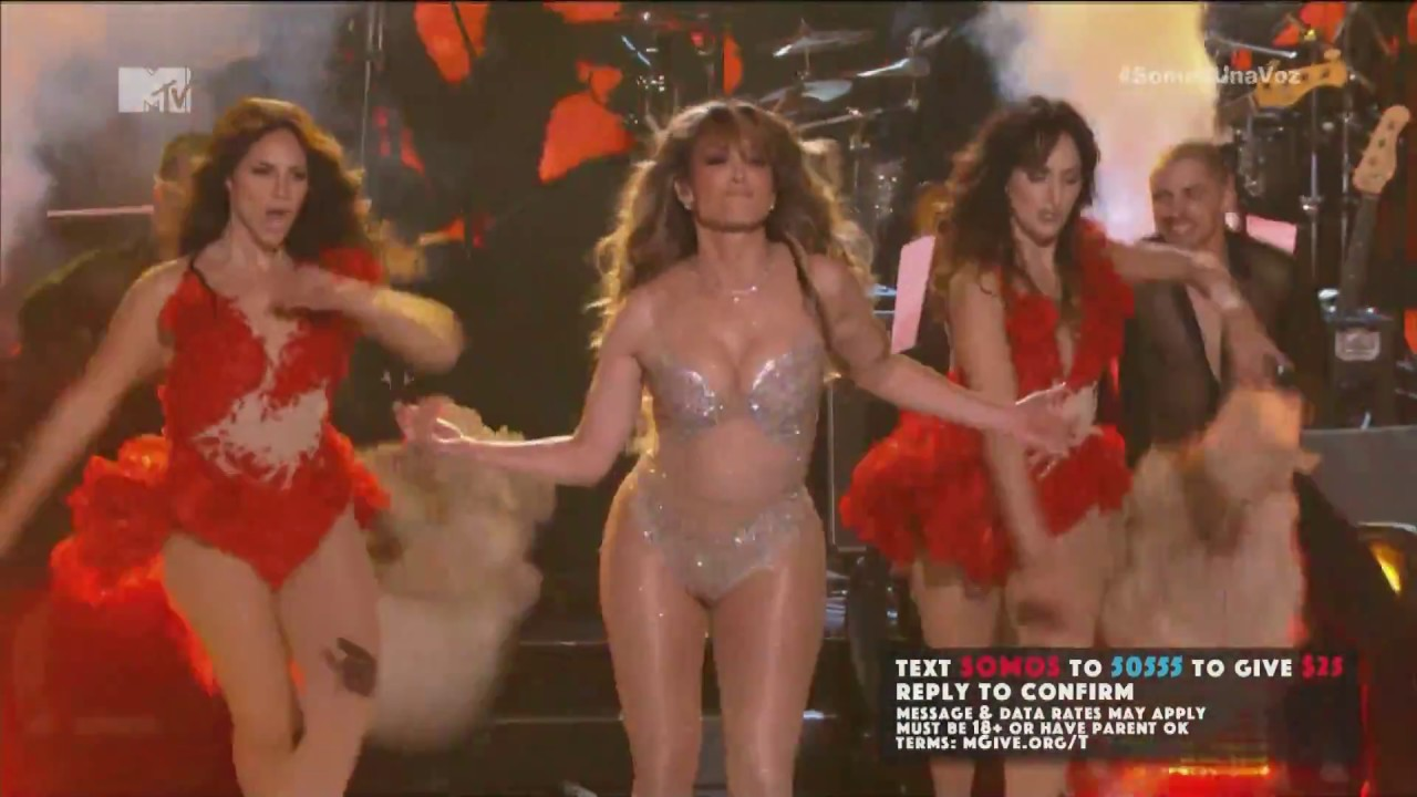 74e8f52074 Jennifer Lopez - Let's Get Loud (Live at Somos Una Voz) - YouTube