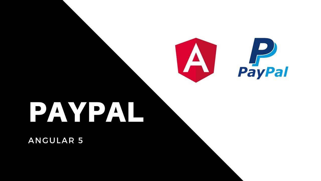 Angular 5 – Paypal express checkout | T-Pub :)