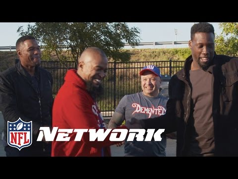 Tackle My Ride: Jason Pierre-Paul and the New York Giants (FULL EPISODE) | NFL Network